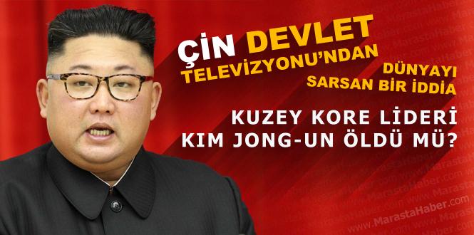 Kuzey Kore Lideri Kim Jong-Un öldü mü ? Kimdir ?