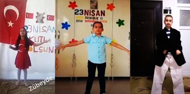 NFK İlkokulu'ndan Muhteşem 23 Nisan Etkinliği