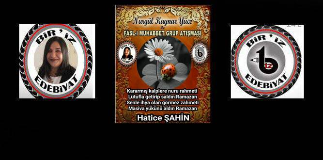 Nurgül Kaynar Yüce İle Fasl-ı Muhabbet Grup Atışması-43