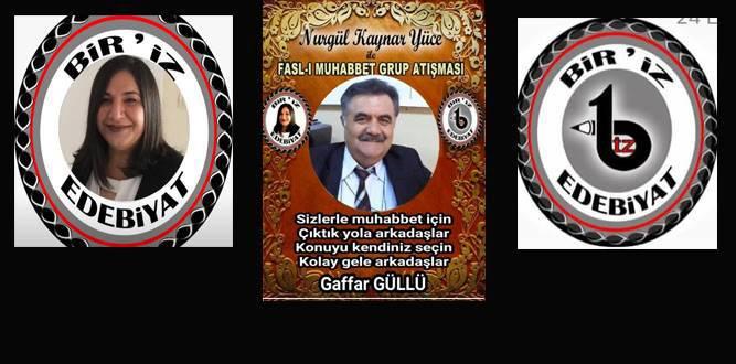 Nurgül Kaynar Yüce İle Fasl-ı Muhabbet Grup Atışması-46