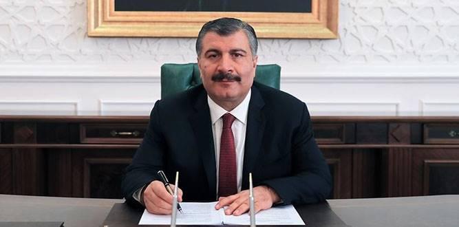 Sağlık Bakanı Koca, Güncel Verileri Açıkladı