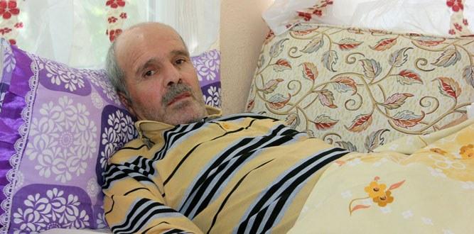 Arabistan'da Ağır yaralanan İşçi Afşin'e getirildi
