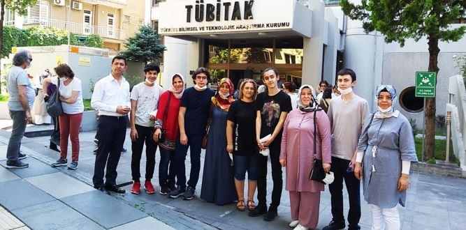 Kahramanmaraş BİLSEM Türkiye 4.sü Oldu