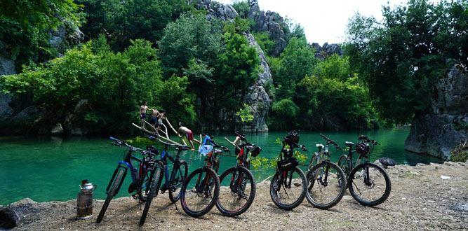 Büyükşehir Belediyesinden Doğayı Sporla Keşfet Etkinliği