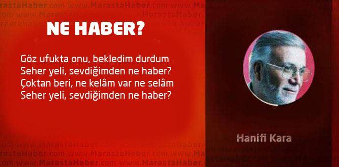 NE HABER?