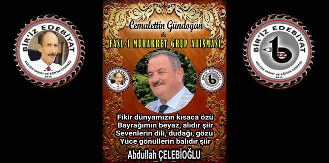 Biriz Edebiyat Cemalettin Gündoğan İle Fasl-ı Muhabbet Grup Atışması 2