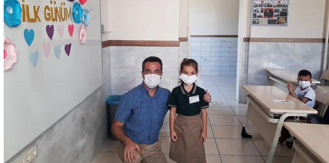 Kahramanmaraş'ta Yüz Yüze Eğitimde İlk Gün