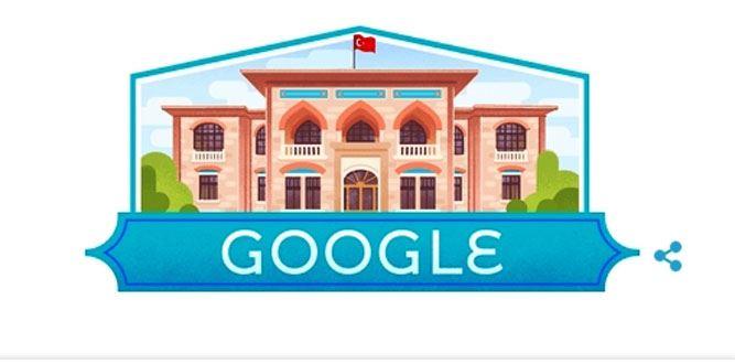 """GOOGLE'den Türkiye'ye """"CUMHURİYET"""" Jesti"""