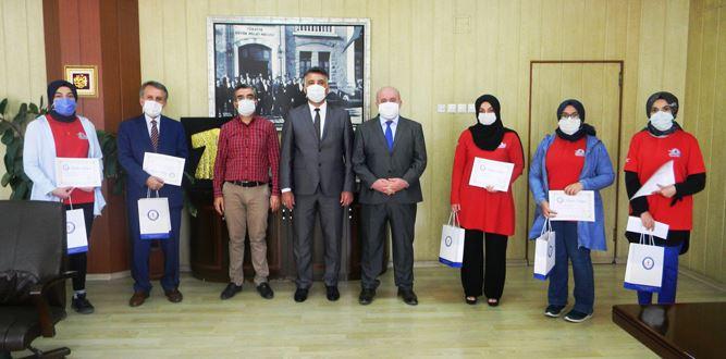 Kahramanmaraş'ı TEKNOFEST'te başarıyla temsil ettiler