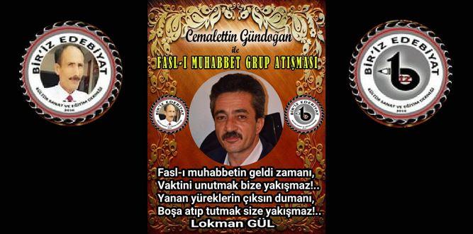 Biriz Edebiyat Cemalettin Gündoğan İle Fasl-ı Muhabbet Grup Atışması 6