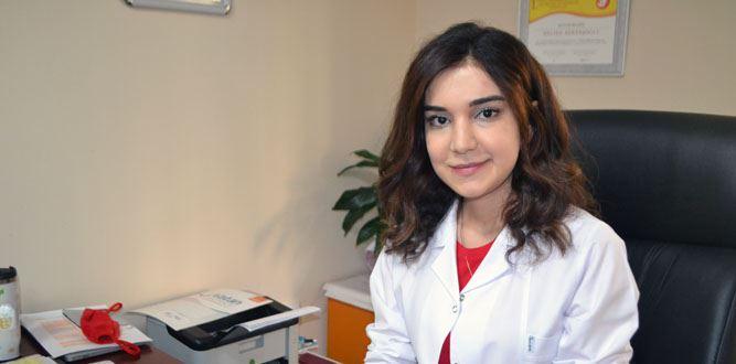 Melike Bektaşoğlu,İnsülin direncini anlattı