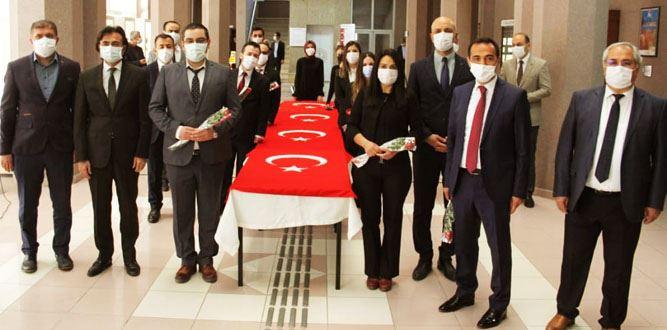 Kahramanmaraş'ta 24 Kasım Öğretmenler Günü