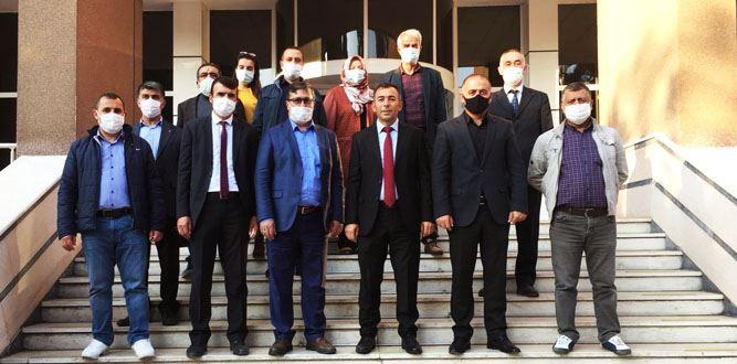 Demirtaş'a Hayırlı Olsun Ziyaretleri Sürüyor