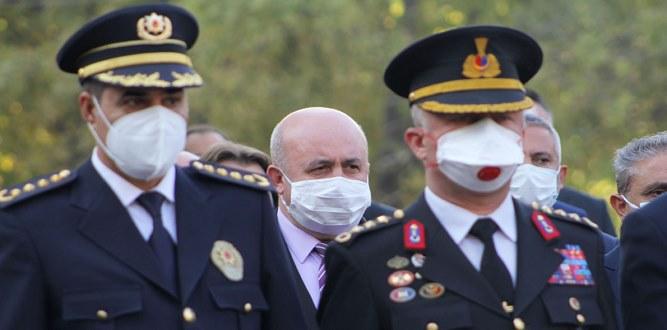 Kahramanmaraş'ta 10 Kasım Atatürk'ü Anma Programı