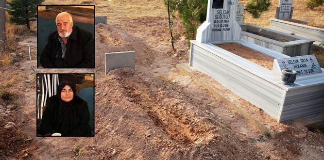 Unutulmaz Acıdan geriye 2 mezar kaldı