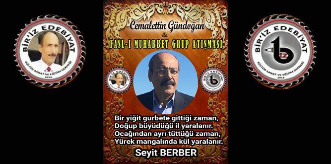 Biriz Edebiyat Cemalettin Gündoğan İle Fasl-ı Muhabbet Grup Atışması 11