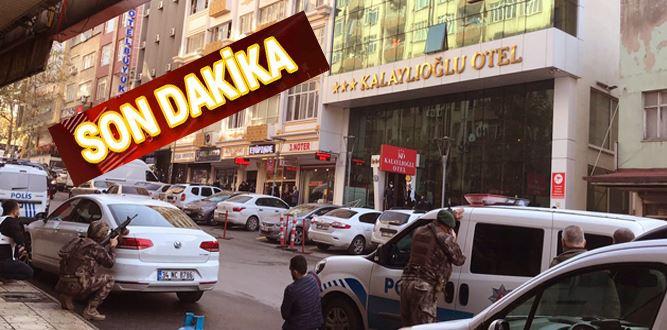 Kahramanmaraş'ta Bir Polisimiz Şehit Oldu