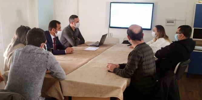 Soru Hazırlama Komisyonu 2. Dönem için çalışmaya başladı
