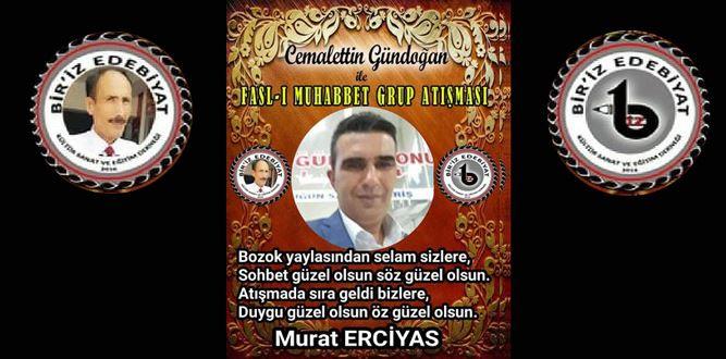 Biriz Edebiyat Cemalettin Gündoğan İle Fasl-ı Muhabbet Grup Atışması 20