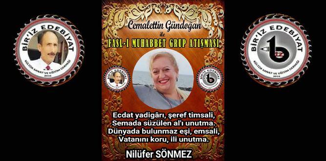 Biriz Edebiyat Cemalettin Gündoğan İle Fasl-ı Muhabbet Grup Atışması 21