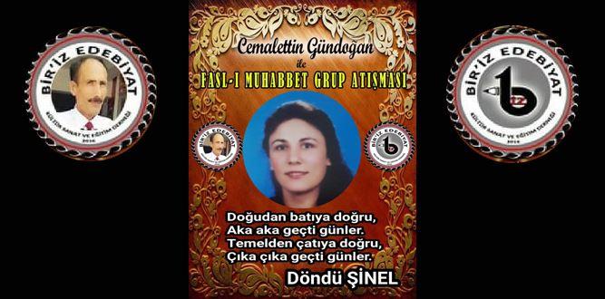 Biriz Edebiyat Cemalettin Gündoğan İle Fasl-ı Muhabbet Grup Atışması 23