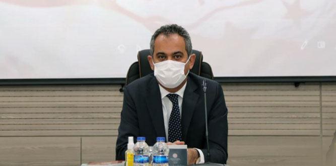 MEB Yardımcısı Mahmut Özer Kahramanmaraş'ta