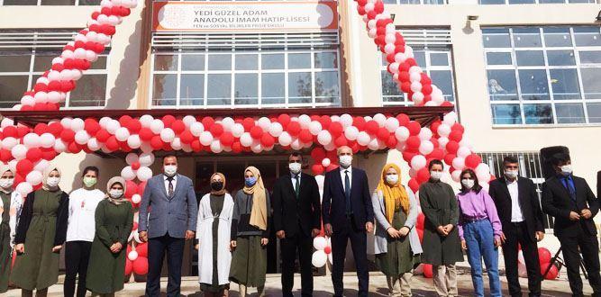 Yedi Güzel Adam Proje Anadolu İHL'nin Açılışı Yapıldı.