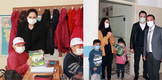 İki Okula PIRLS Kapsamında Ziyaret Yapıldı