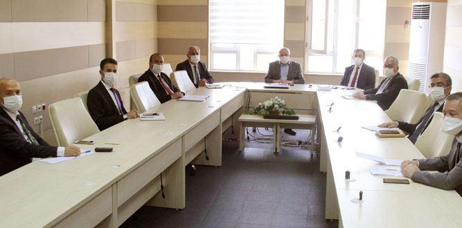 """Millî Eğitim Müdürlüğü'den """"Yunus Emre ve Türkçe Yılı"""" toplantısı"""