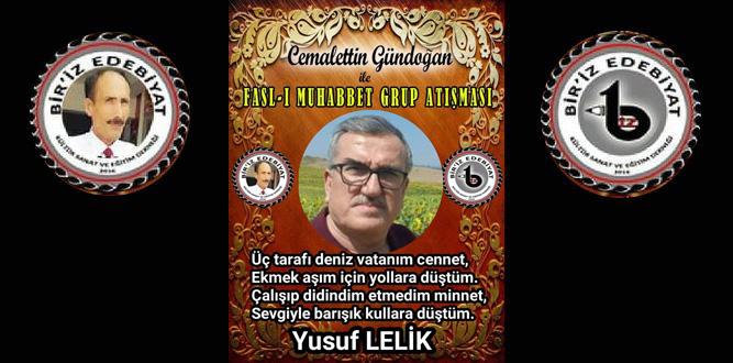 Biriz Edebiyat Cemalettin Gündoğan İle Fasl-ı Muhabbet Grup Atışması 32