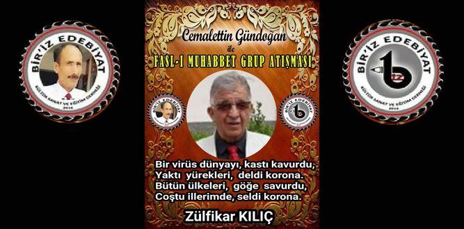Biriz Edebiyat Cemalettin Gündoğan İle Fasl-ı Muhabbet Grup Atışması 31