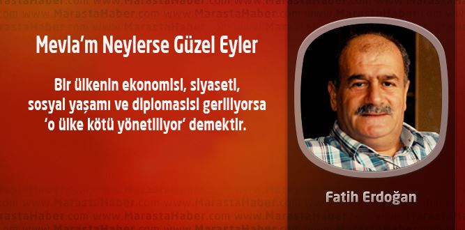 Mevla'm Neylerse Güzel Eyler