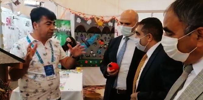BİLSEM, eTwinning Kayseri Bölgesel Konferansına Katıldı