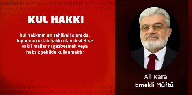 KUL HAKKI