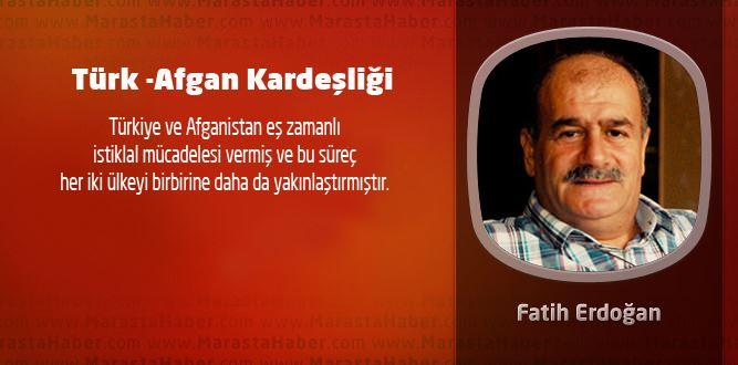 Türk -Afgan Kardeşliği