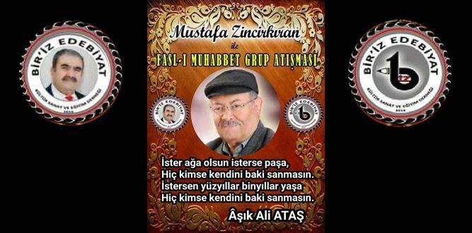 Mustafa Zincirkıran İle Fasl-ı Muhabbet Grup Atışması 227