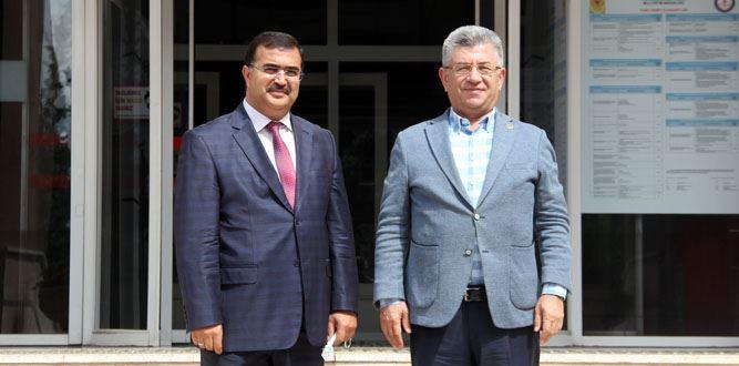 Milletvekili Aycan'dan Hayırlı Olsun Ziyareti