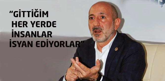 """CHP'li Öztunç, """"Kahramanmaraş gün görmüyor"""""""