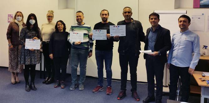 Erasmus+ KA204 Proje Çalışma Ziyareti