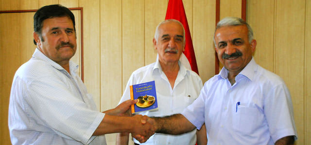 Mehmet Bilal ve Ziver Tekerek MEM makamında