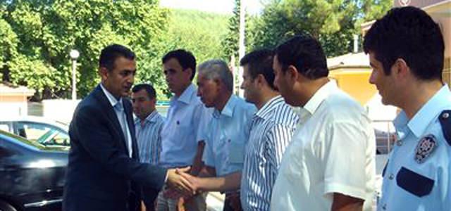 Türkoğlu'nda Bayram Coşkusu