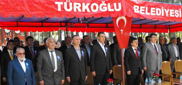 Türkoğlu'nda Ramazan Bayramı