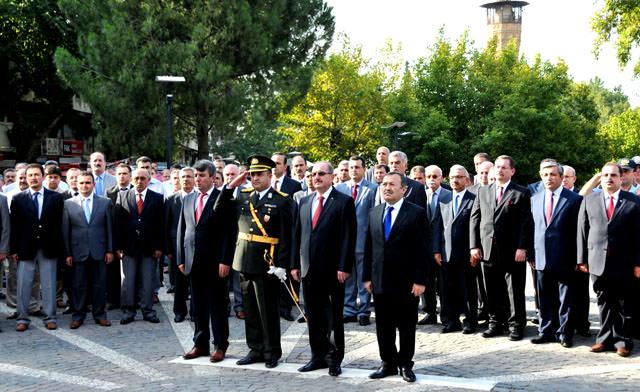 30 Ağustos Zafer Bayramı coşkusu Kahramanmaraş'ta da yaşandı.