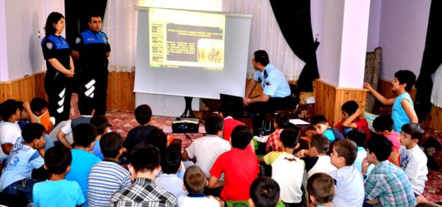 Basit Tedbirlerle Suçtan Korunma Eğitimi Projesi
