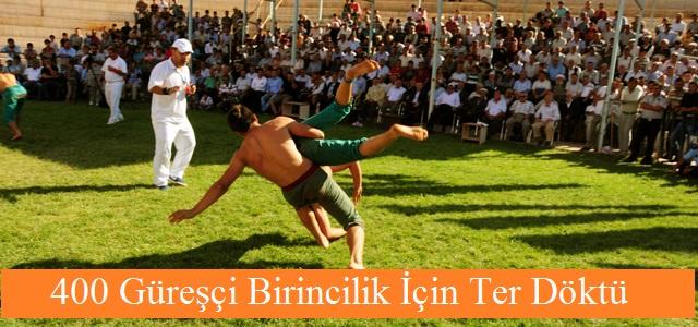 Eshab-ı Kehf Karakucak Güreş Festivalinde 41. Coşku