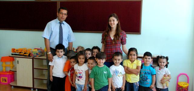Süreyya Güneş Anaokulu açıldı