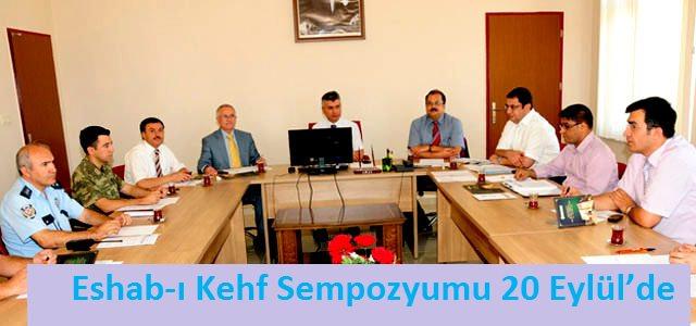 Uluslararası İnanç Turizmi ve Eshab-ı Kehf Sempozyumu 20 Eylül'de