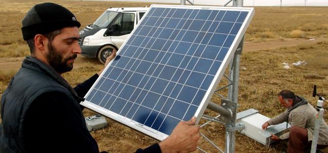 Güneş Enerjisi Sanntrali için ilk adım atıldı