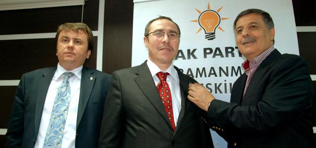 HAS Patiden katılım, AK Partiye güç katacak