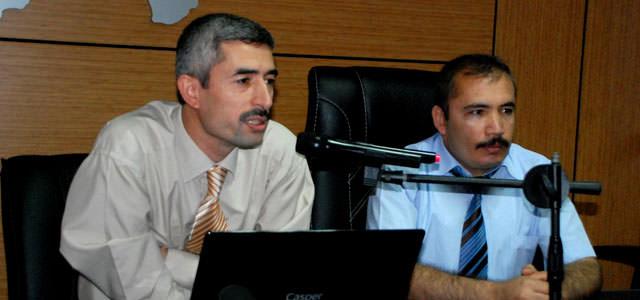2012-2013 eğitim öğretim yılı istatistik bilgileri toplantısı